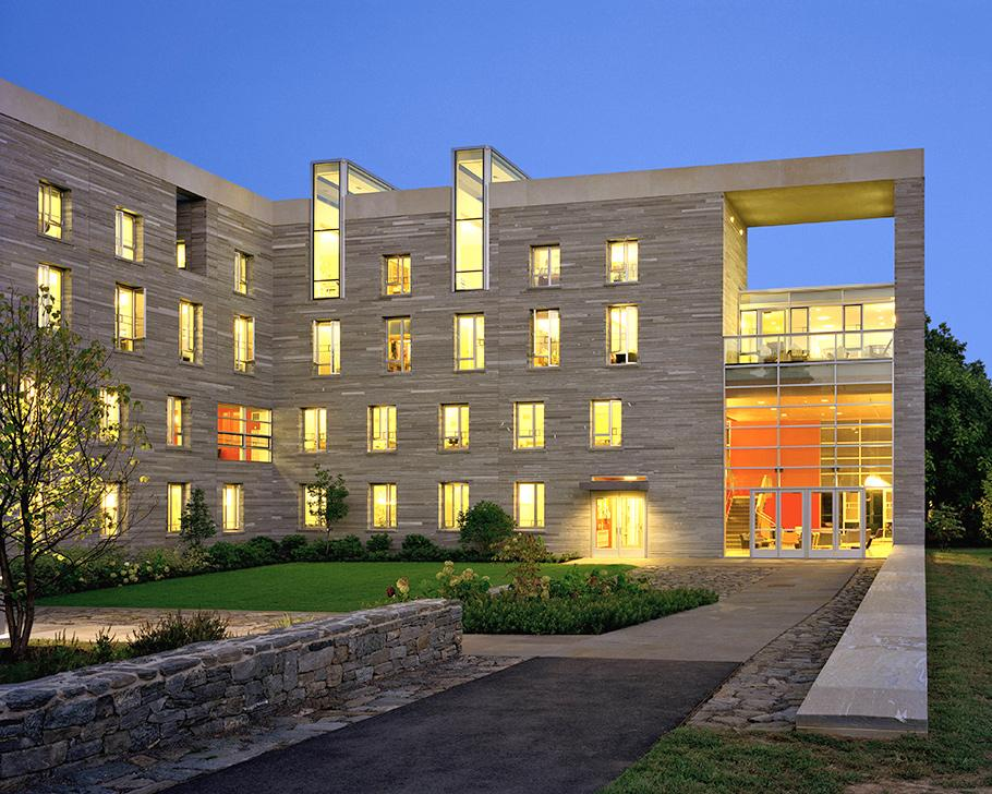 Swarthmore College Dorms / Cumby / William Rawn Architects